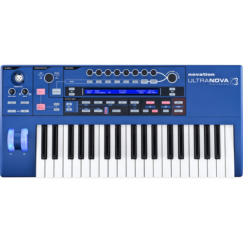 Novation UltraNova Analog Modelling Synthesizer