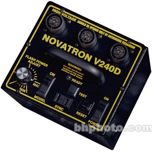 Novatron V240 Watt/Second Power Pack