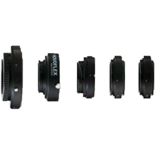 Novoflex CANLEI-AF Canon EOS to Balpro Bellows (Leica M39) Body Adapter
