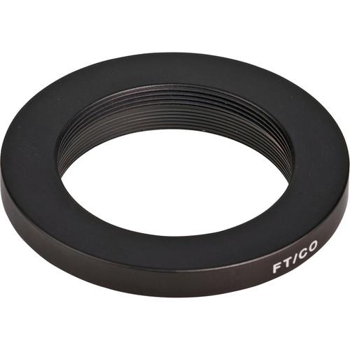 Novoflex Lens Mount Adapter - Universal (M42) Screw Mount Lens to Four-Thirds Camera Body