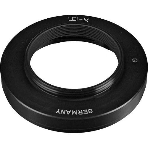 Novoflex Leica M to 39mm Leica Adapter for 35mm Lens