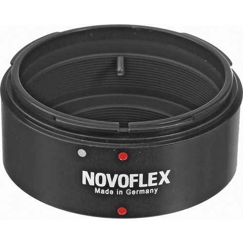 Novoflex Canon FD to Micro Four Thirds Lens Adapter