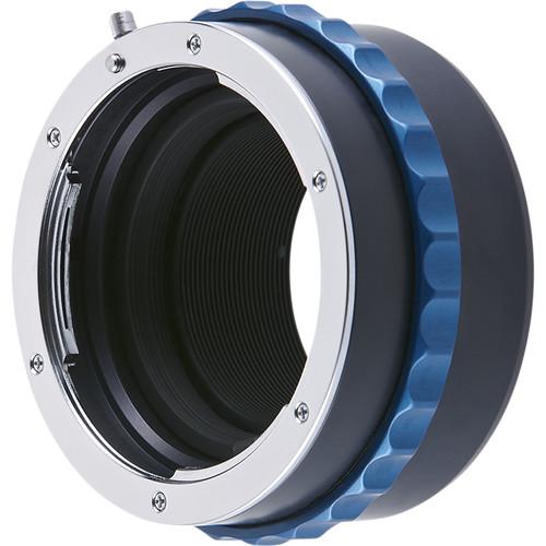 Novoflex Nikon to Micro Four Thirds Lens Adapter