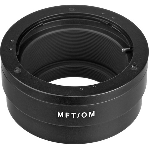 Novoflex Olympus OM to Micro Four Thirds Lens Adapter