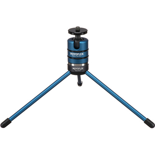 Novoflex Microstativ Tabletop Tripod with BALL 19 Mini Ball Head