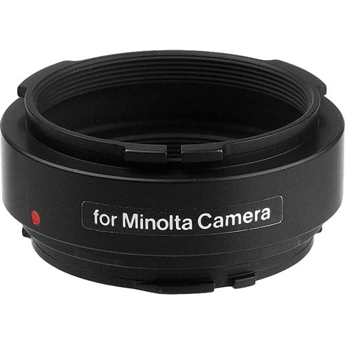 Novoflex Minolta AF Adapter for 35mm Camera