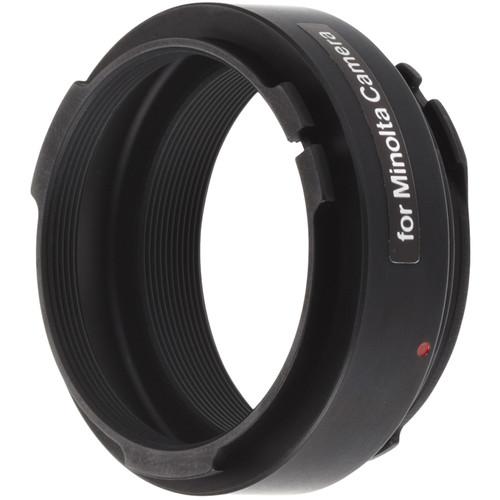 Novoflex Minolta MD Adapter for 35mm Camera