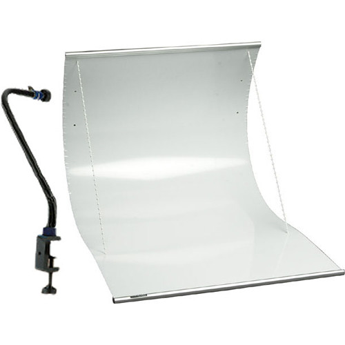 "Novoflex Magic Studio System with Flexible Arm - Translucent Plexiglas - 24 x 12"""
