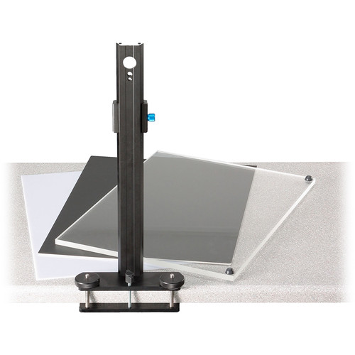 Novoflex Plate for Macro-Repro System - Black/White