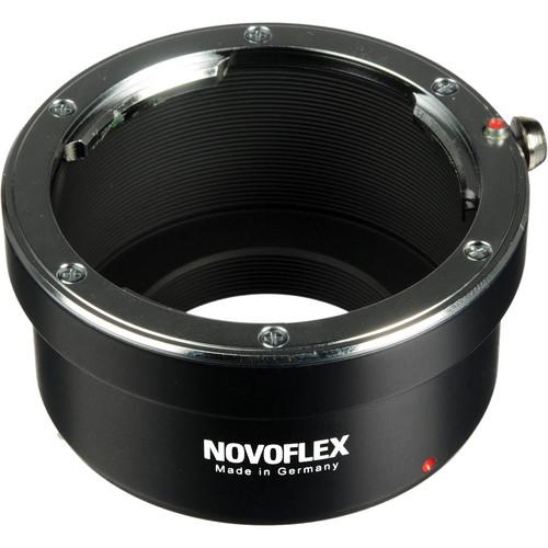 Novoflex Adapter for Leica R Lenses to Nikon 1 Cameras