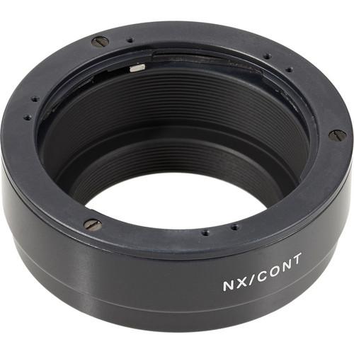 Novoflex NX/CONT Lens Adapter