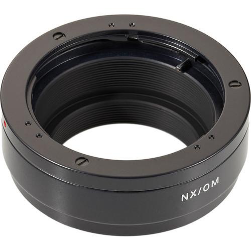 Novoflex NX/OM Lens Adapter