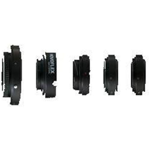 Novoflex OMLEI Olympus OM to Balpro Bellows (Leica M39) Body Adapter