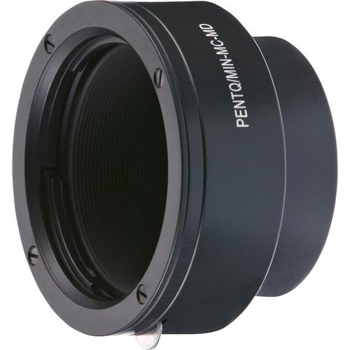 Novoflex Adapter for Minolta MD/MC Lenses to Pentax Q Cameras