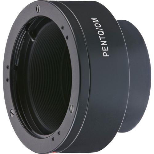 Novoflex Adapter for Olymous OM Lenses to Pentax Q Cameras