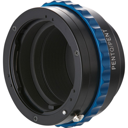 Novoflex Adapter for Pentax K Lenses to Pentax Q Cameras