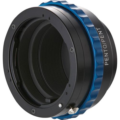 Novoflex Adapter for Pentax K Lenses to Pentax Q Cameras