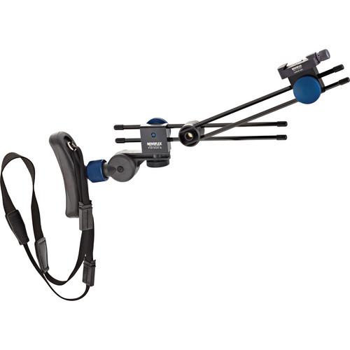 Novoflex Pistock-Q Chest / Shoulder Pod