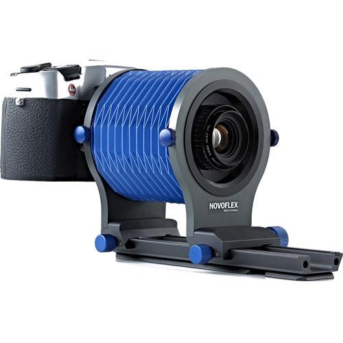 Novoflex 80mm f/4 APO-Digitar Lens with Adapter Mount for Balpro Bellows System