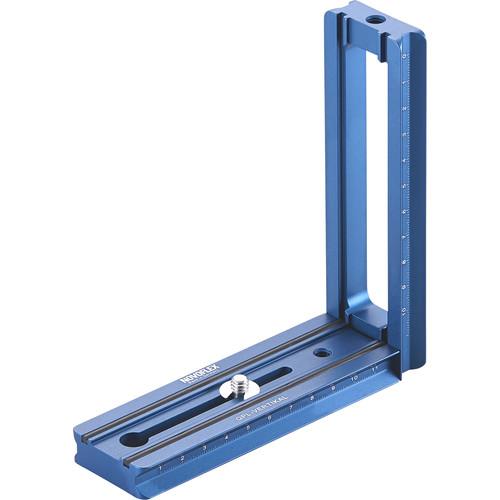 Novoflex QPL-Vertikal L-Shaped Quick Release Plate for Q=Base System