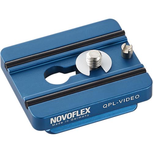 Novoflex QPL-Video Arca-Type Quick Release Plate for Q-Base System