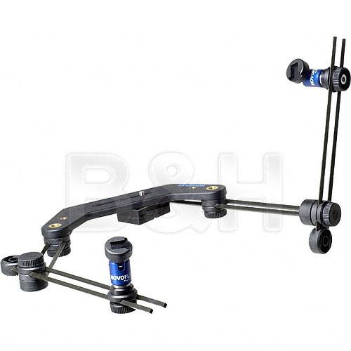 Novoflex Flash Bracket with Adjustable Rods