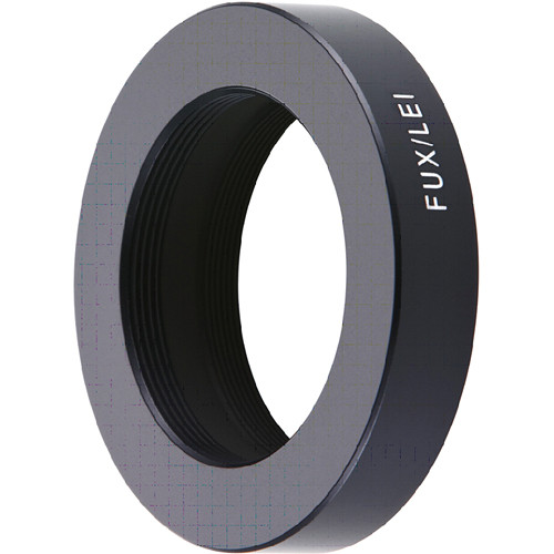 Novoflex Adapter for Leica 39mm Mount Lenses to Fujifilm X Mount Digital Cameras