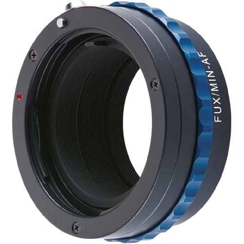 Novoflex Adapter for Sony/Minolta AF Mount Lenses to Fujifilm X Mount Digital Cameras
