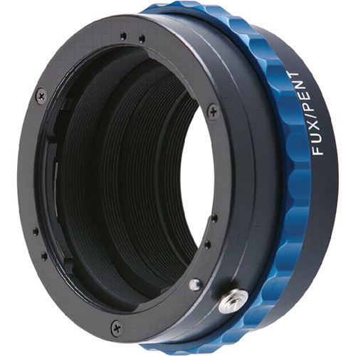 Novoflex Adapter for Pentax K Mount Lenses to Fujifilm X Mount Digital Cameras