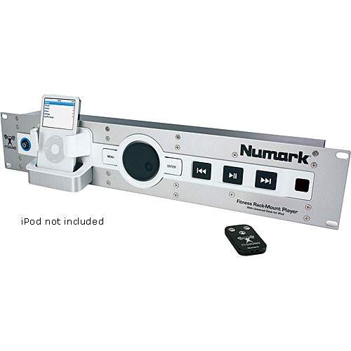 Numark Fit-For-Sound - Rackmount iPod Player
