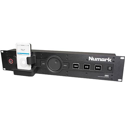 Numark iDEC Rack-Mounted Playback and Recording Dock for the iPod