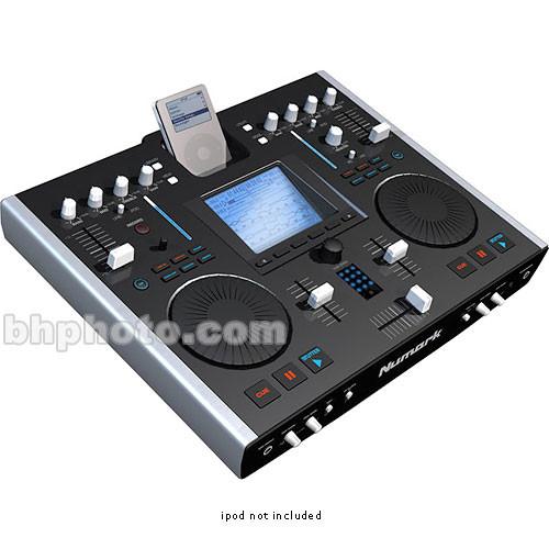 Numark iDJ2 iPod DJ Mixing Console