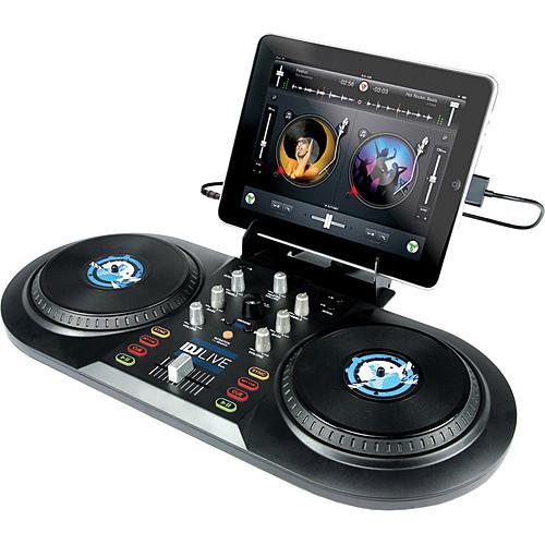 Numark iDJ Live DJ Software Controller