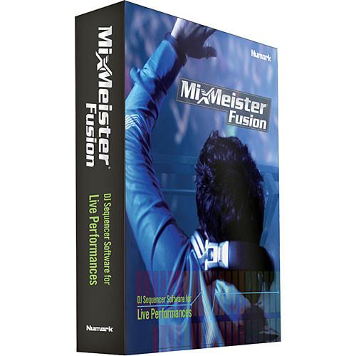 Numark MixMeister Fusion - DJ Performance Software