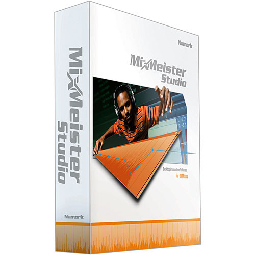 Numark MixMeister Studio - DJ Performance Software