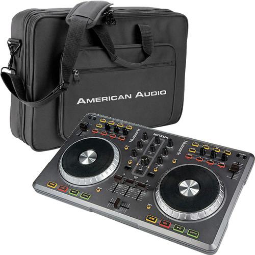 Numark MIXTRAK DJ Software Controller and Carry Bag (B&H Kit)