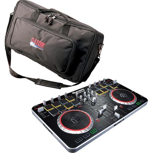 Numark MIXTRAK Pro II DJ Software Controller and Carry Bag Kit