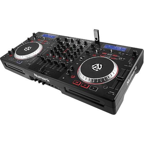 Numark Mixdeck Quad - Universal 4-Channel DJ Station