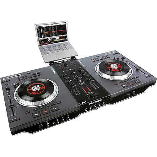 Numark NS7 Motorized DJ Software Controller for Serrato ITCH Software