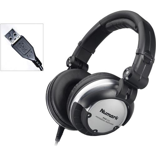 Numark PHX USB Professional DJ Headphones