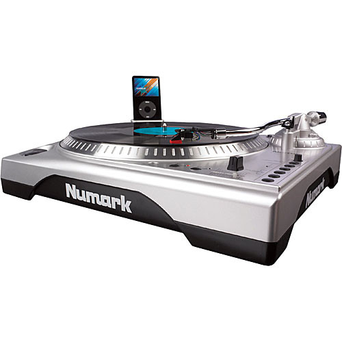 Numark TTI USB Turntable with iPod Dock for Recording