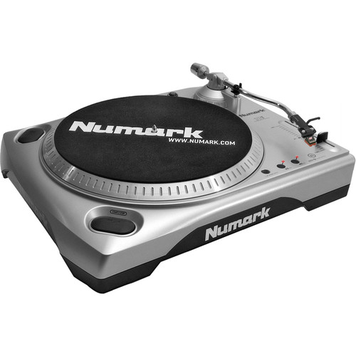Numark TTUSB - Belt-drive Battle and Club Turntable with USB Output