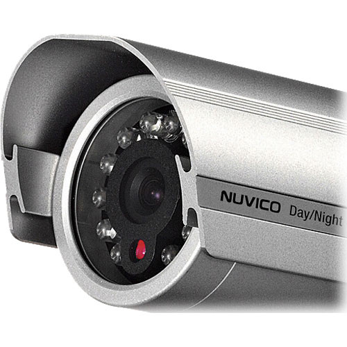 Nuvico NVCC-W28IR12N Day/Night Color Bullet Camera