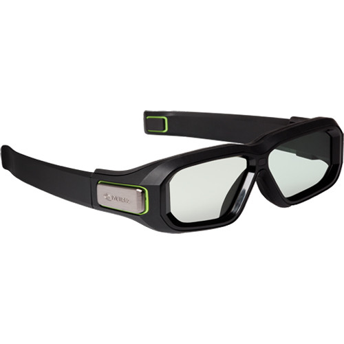 NVIDIA 942-11431-0003-001 3D Vision 2 Wireless Glasses