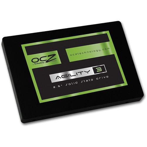 """OCZ 120GB Agility 3 SATA III 2.5"""" Solid State Drive"""