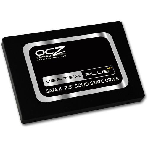 """OCZ 120GB Vertex Plus Series SATA II 2.5"""" Solid State Drive"""