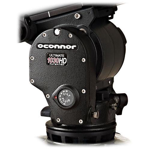 OConnor 1030HDSPKG Professional Studio Fluid head