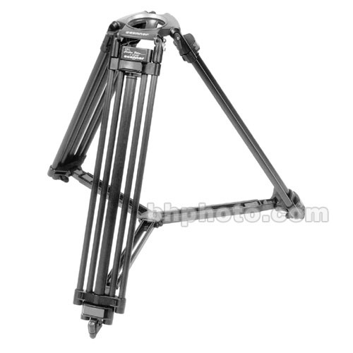 OConnor 25L Carbon Fiber 2-Stage Tripod Legs (100mm Bowl)