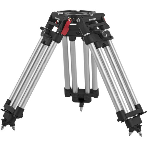 OConnor C1221-0002 Cine HD Baby Aluminum Alloy Tripod Legs (Mitchell)
