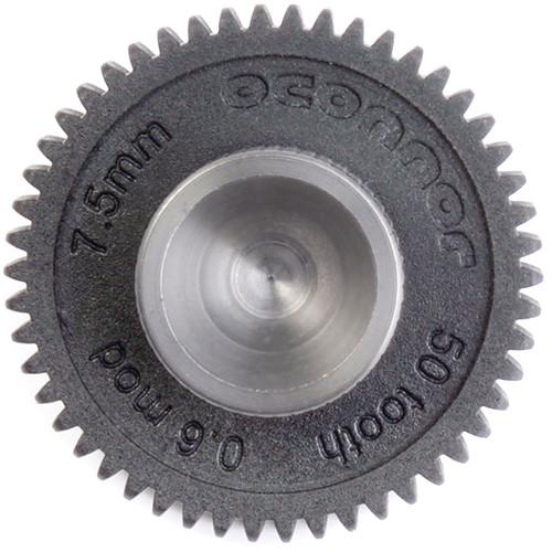OConnor Driver Gear (50 Teeth, 0.6M, 7.5mm Face, Fujinon ENG Focus)